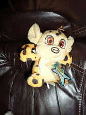 New Spotted Mynci Neopets Series 4 Plush