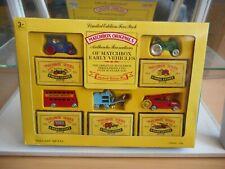 Matchbox Originals of Matchbox Early Vehicles Set in Box
