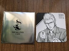 Final Fantasy 15 XV Coaster Ignis Scientia Square Enix Cafe Limited NFS