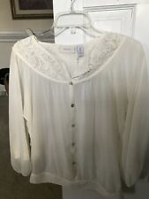chicos blouse size 0
