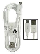 1.5M Cargador Rápido Micro USB Cable de datos de alta velocidad para tabletas y teléfonos Android