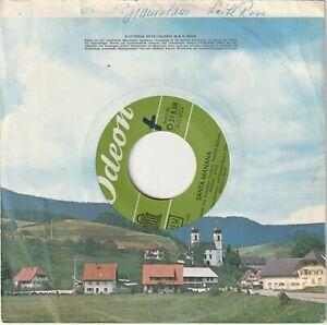 "Ole Brandenburg - Wo? / Santa Manana German 7"" 45 Otto Four Jacks Green Fields"