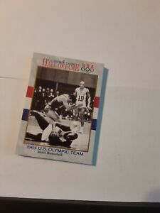 1980 Men's Ice Hockey 1991 Impel US Olympic Hall of Fame card #62 + 15 PACK