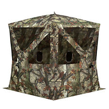 Barronett Blinds Big Cat 350 Bloodtrail Camouflage Pop Up Ground Hunting Blind