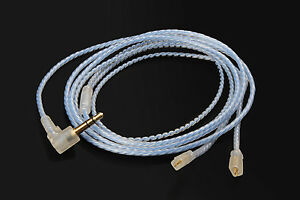 OFC Silver Plated Upgrade Audio Cable For UE TF5 TF10 10pro TF15 SF5 Pro SF3