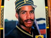 1987 Donruss Barry Bonds Pittsburgh Pirates #361  *Please Read Description*
