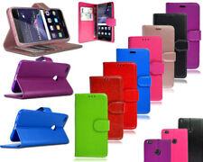 custodie portafogli neri modello Per Huawei P9 lite per cellulari e palmari