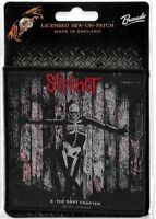 Official Merch Woven Sew-on PATCH Heavy Metal Rock SLIPKNOT The Gray Chapter