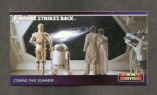 Promo Card-Star Wars-The Empire Strikes Back-Widevision-P6 (1995)