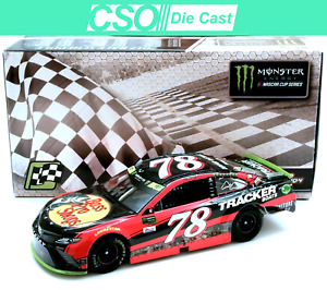 Martin Truex Jr 2017 Bass Pro Shops Homestead Win 1/24 Die Cast IN STOCK