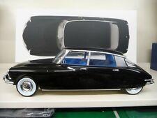 1:12 Norev Citroen DS 19 black 1958 Limited Edition 200 pieces NEU NEW