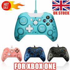 Para Juegos con Cable Microsoft Xbox One PC Controlador Gamepad Joystick Venta caliente