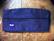 Original US AIRFORCE ACADEMY Wool GARRISON CAP With WINGS PROPELLER PATCH
