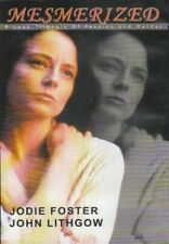 Mesmerized  DVD Jodie Foster IN ABUSIVE RELATIONSHIP WITH MAN USED VERY GOOD DVD