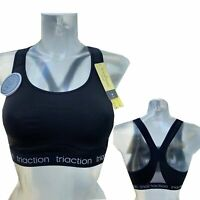 Triumph Triaction Sports Top N Damen BH Sport Top Bügellos Schwarz Gr. S - XXL