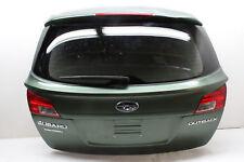 2013 Subaru Outback Tronco Coperchio Verde F4T OEM 10 11 12 13 14
