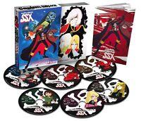 CAPITAN HARLOCK SSX: ROTTA VERSO L'INFINITO  6 DVD