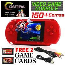 Handheld Game Console MP4 Game Player Built in 16 Bit PXP PVP 150 Retro For Kids