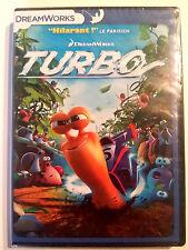 DVD Dessin Animé DreamWorks Turbo - Neuf Sous Blister