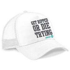 Chapeaux camionneur pour homme en 100% coton