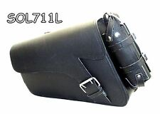 Motorcycle Single Strap Swingarm Bag for Harley Sportster XL883N Iron 883