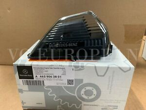Mercedes Benz Genuine G-Class Black Edition Front R. Turn Signal Smoked G63 AMG