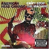 AMERICAN HEAD CHARGE Can't stop the machine  CD ALBUM  NEW &  SEALED