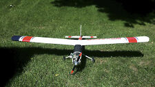 Hobbico NexSTAR .46 Select RTF RC airplane - many upgrades - FrSky savox ...