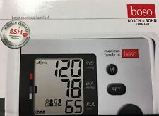 Boso Medicus Family 4 Oberarm Blutdruckmessgerät weiß