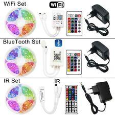 5050 2835 RGB LED strip Smart WiFi Bluetooth IR controller For Room Decoration