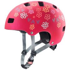 Uvex Kinder BMX Skate Fahrradhelm Kid 3 CC dark red 55-58 cm