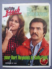 ►NOUS DEUX FLASH 1653 - 1979 - BURT REYNOLDS & SALLY FIELD