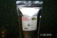 ORGANIC RAW MORINGA LEAF POWDER 100% USDA.   - 1 lb.  oleifera