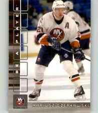 2001-02 Be A Player Mariusz Czerkawski #289