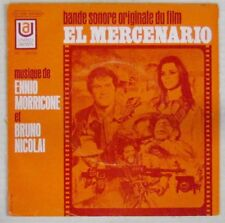 Ennio Morricone 45 tours El Mercenario 1968
