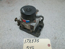 97 98 99 00 CHEROKEE ABS BRAKE PUMP AND COMPUTER CONTROL MODULE UNIT 56027931
