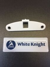 GENUINE WHITE KNIGHT (CROSSLEE) TUMBLE DRYER DOOR GUIDE CATCH 4213 077 40993