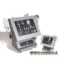Diamond Microdermabrasion Ultrasound Cold Warm Hammer Skin Scrubber Machine Bid