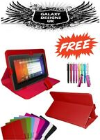 "New Universal Leather Stand Case Cover Pouch For 7"" 7 Inch Tab Android Tablet PC"
