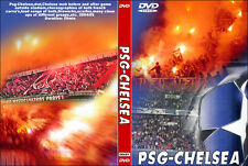 DVD PSG-CHELSEA 2004/05  (ULTRAS,PARIS SAINT GERMAIN,TM93,AUTEUIL,SUPRAS)
