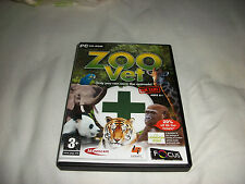 PC Game - Zoo Vet - Only You Can Save The Animals