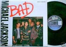 "MICHAEL JACKSON~""B.A.D.""~""VG+""U.S.ORIG. EPIC 12in. SINGLE LP!!!"
