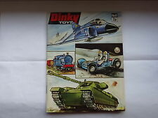dinky CATALOGUE No8 1971 - 28 page MINT