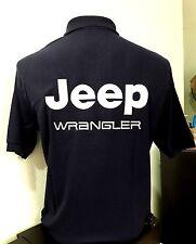"""JEEP WRANGLER""  Polo-Shirt, NEU!"