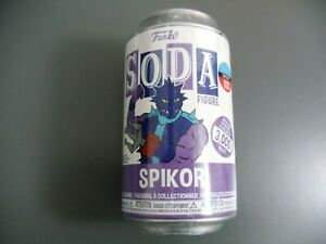 FUNKO POP SODA SPIKOR SDCC 2020 EXCLUSIVE (CHANCE FOR A CHASE)