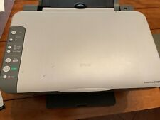 Epson Stylus cx3810 All in One Color Printer, Used