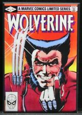 "Wolverine #1 Comic Book 2"" X 3"" Fridge / Locker Magnet. Marvel"