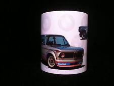 BMW 1602 2002 tii Classic car themed gift mug alpina drift