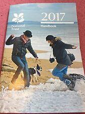 National Trust 2017 Handbook,National Trust