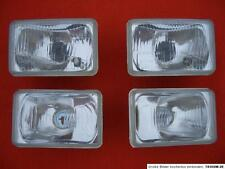 Scheinwerfer 4xNEU BMW E21 Taifun Taifun-Grill 325 Doppelscheinwerfer headlamp